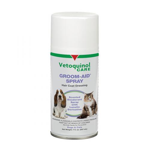 Groom-Aid Spray from Vetoquinol Care